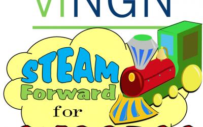 viNGN STEAM Forward for SUCCESS logo