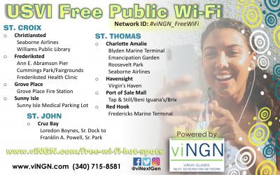 viNGN Free WiFi list